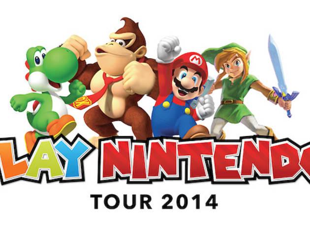 Play Nintendo Tour