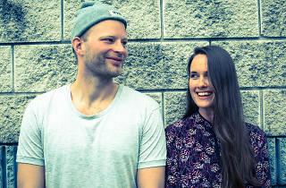 Tomas Barfod + Nina K