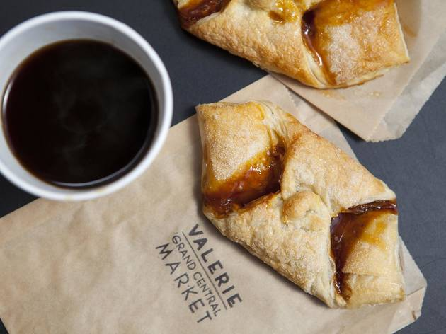 The Salted Caramel Croissant (Photograph: Jakob N. Layman)