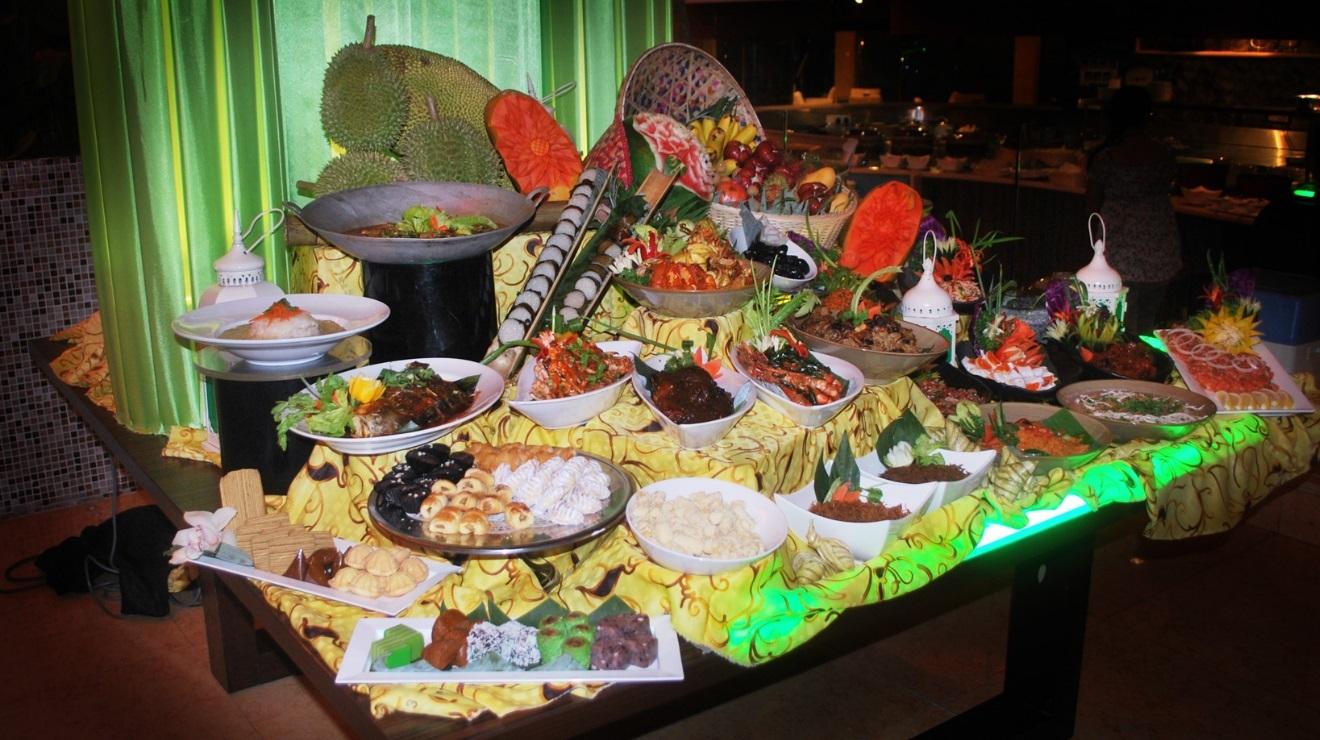 Tonka Bean Cafe Ramadhan buffet
