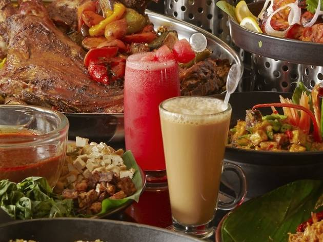 Latest Recipe Ramadhan buffet