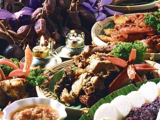 Ramadhan bazaar at Zest