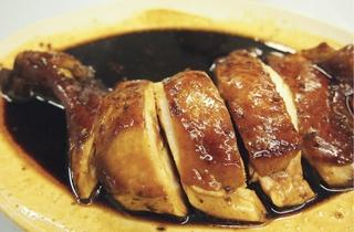 Sky Emperor_braised chicken