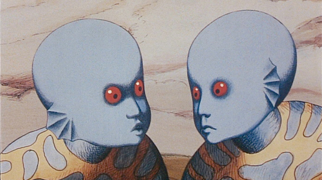 Fantastic Planet (1973)