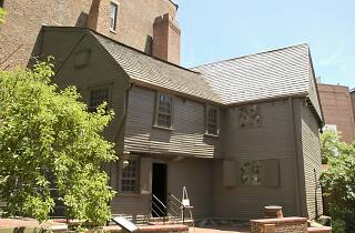 Paul Revere House, Things to Do, Boston
