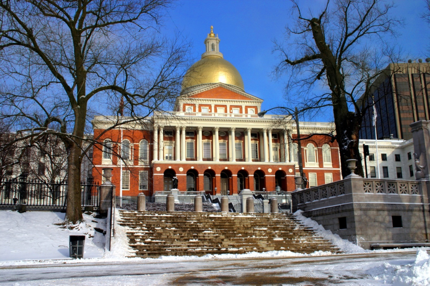 Massachusetts State House, Things to Do, Boston