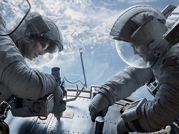 Gravity: movie review