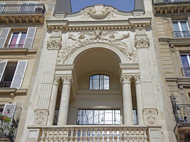 Fondation Pathé Seydoux cinéma