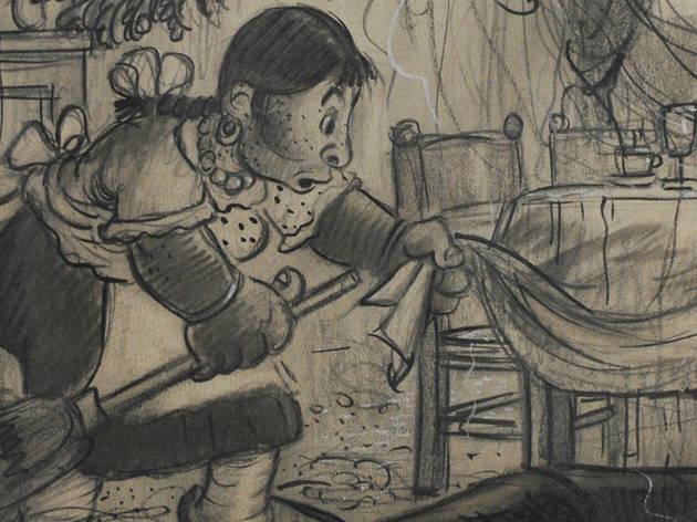 Después de navidad (Foto. Cortesía Museo del Estanquillo)