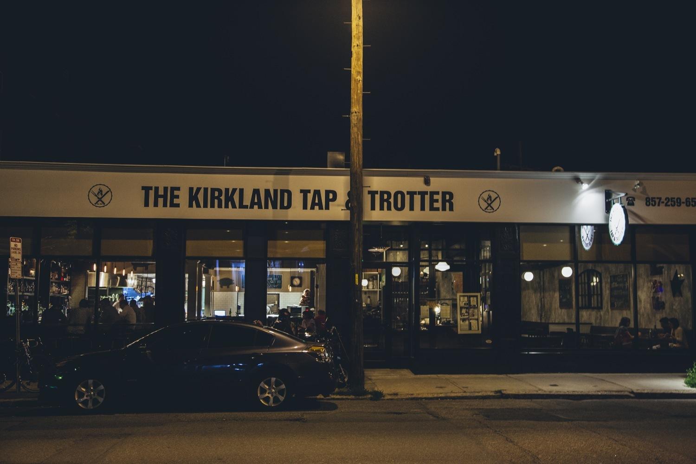 Kirkland Tap & Trotter