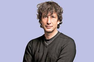 An Evening with Neil Gaiman