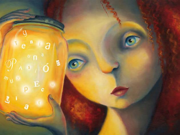 Lluna, la col·leccionista de paraules