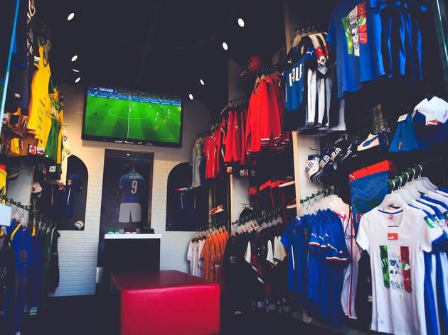 Kicks Sole Provider x PUMA World Cup pop-up shop
