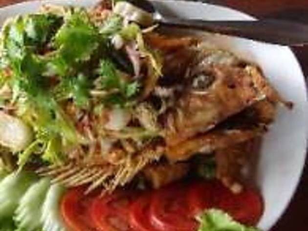 Arisra Thai Seafood and Steaks