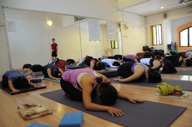 Surya Yoga