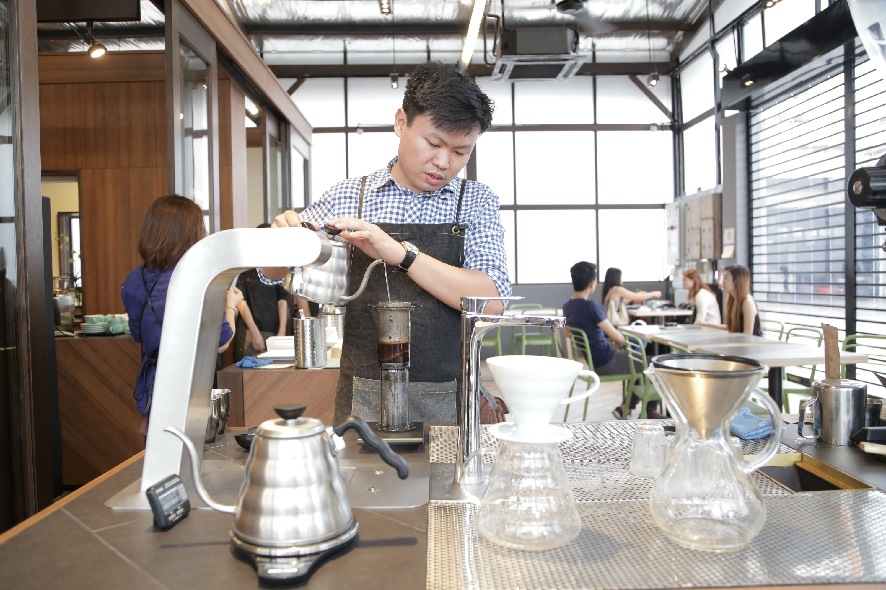 Best coffee shops in KL