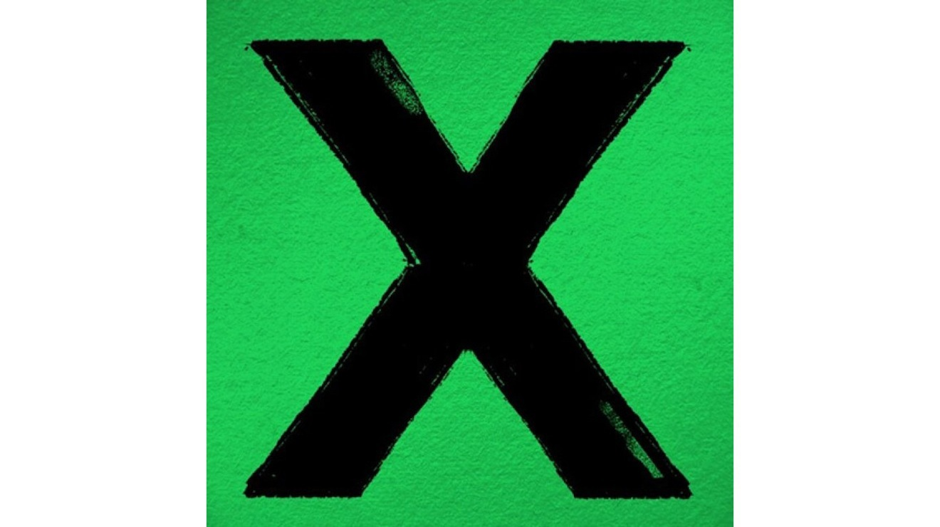 Ed Sheeran - 'X' album...X Album