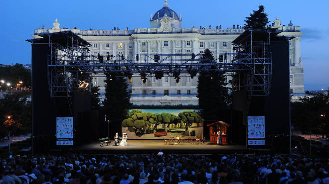 Veranos de la villa 2014 la gu a imprescindible for Jardines sabatini conciertos