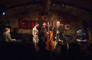 Jazzing 2014: Ignasi Terraza Trio + Andrea Motis & Joan Chamorro Quintet amb Scott Robinson