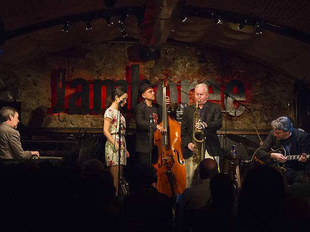 Motis-Chamorro Quintet & Scott Hamilton