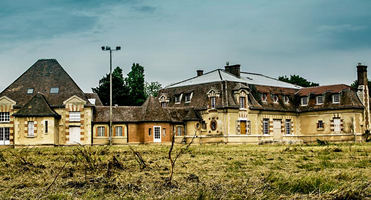 Château Éphémère - Carrières-sous-Poissy