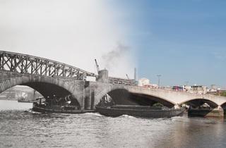 Waterloo Bridge (© Museum of London)