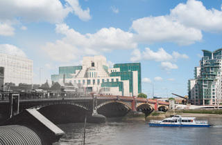 Vauxhall Bridge (© Museum of London)