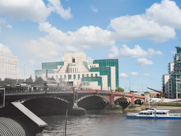 Vauxhall Bridge (© Museum of London)