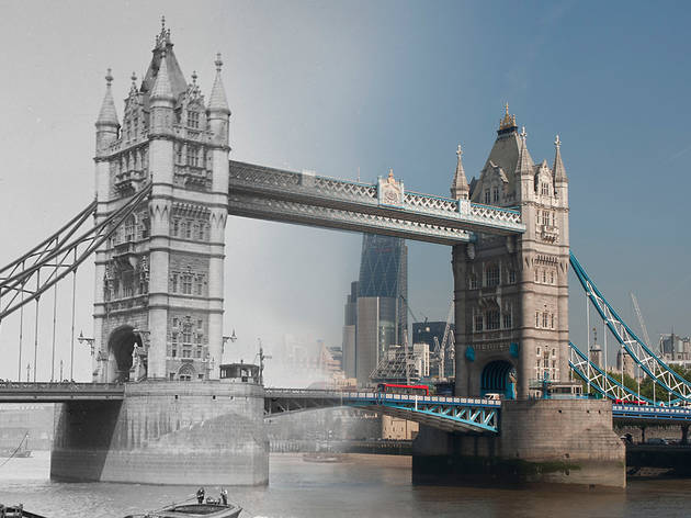 Tower Bridge (© Museum of London)