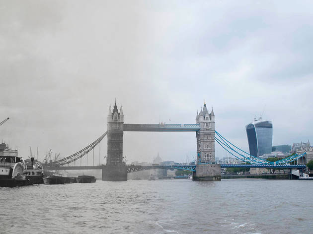 Tower Bridge (© Museum of London)