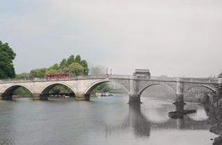 Richmond Bridge (© Museum of London)