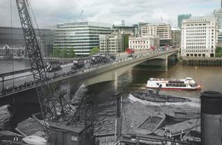 London Bridge (© Museum of London)