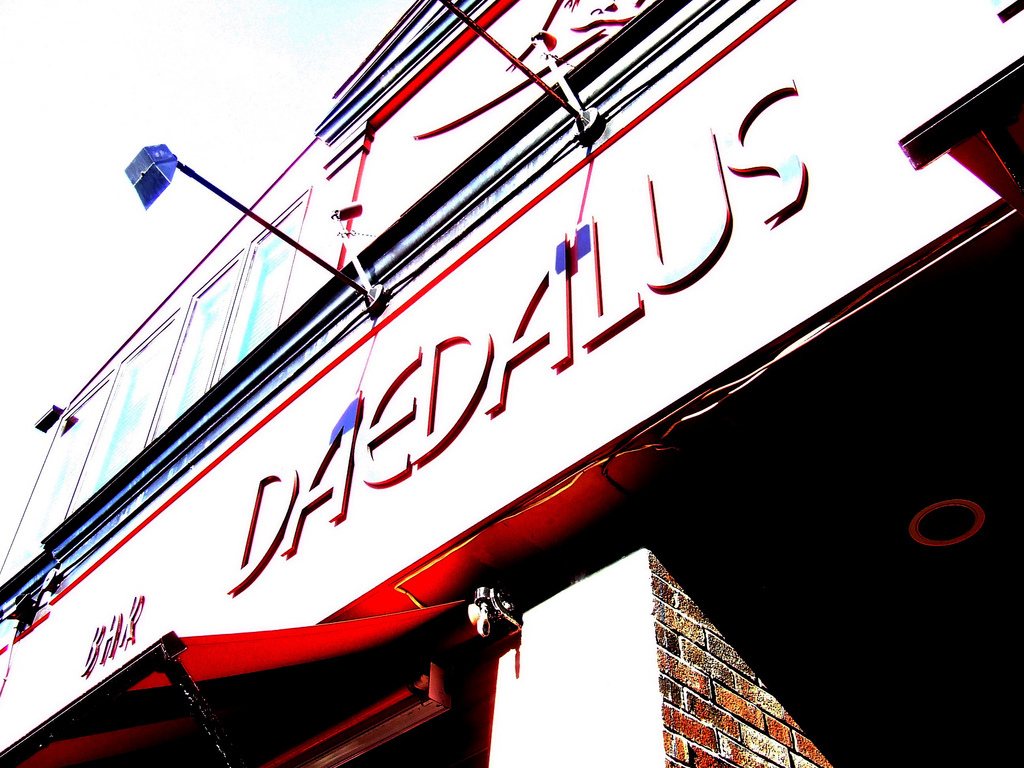 Daedalus, Bars, Boston