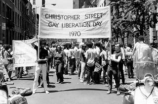 Pride March on Christopher Street, 1970