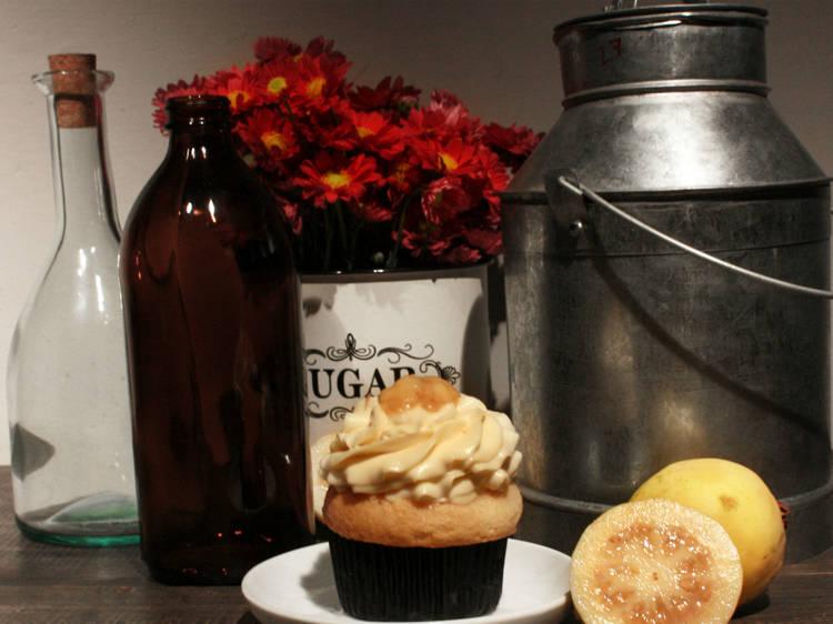Cupcake de tequila