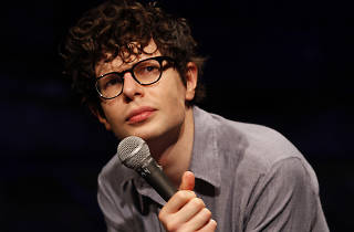 simon amstell press 2014