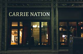 Carrie Nation Cocktail Club