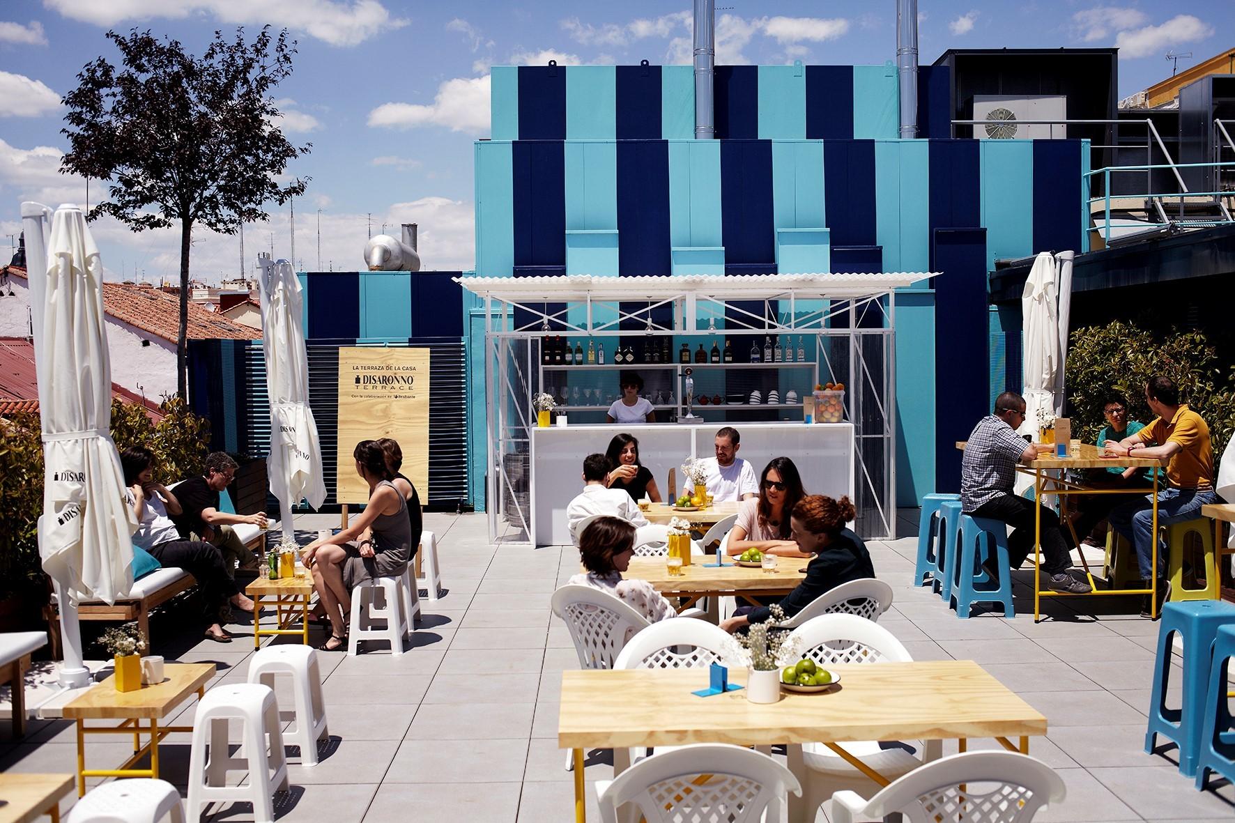 Circulo De Bellas Artes Terraza Restaurante