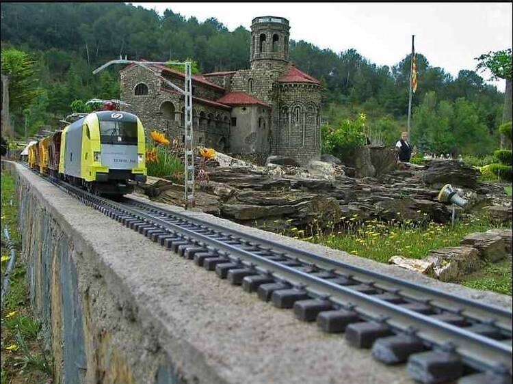 Cataluña en miniatura: un país pequeñito