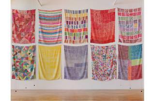 "Polly Apfelbaum, ""A Handweaver's Pattern Book"""
