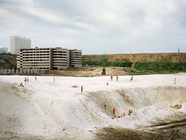 Alexander Gronsky (Strogino I, Suburbs of Moscow, Russia, 2008-2012)