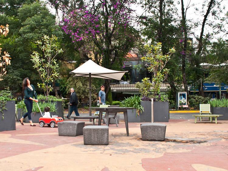 Parques de Bolsillo