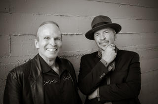 Dave Alvin and Phil Alvin with the Guilty Ones + Jonah Tolchin and the Lonesome Angels