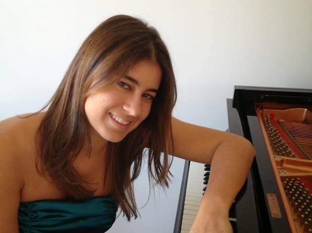 Barcelona Piano Academy: Mariacristina Buono