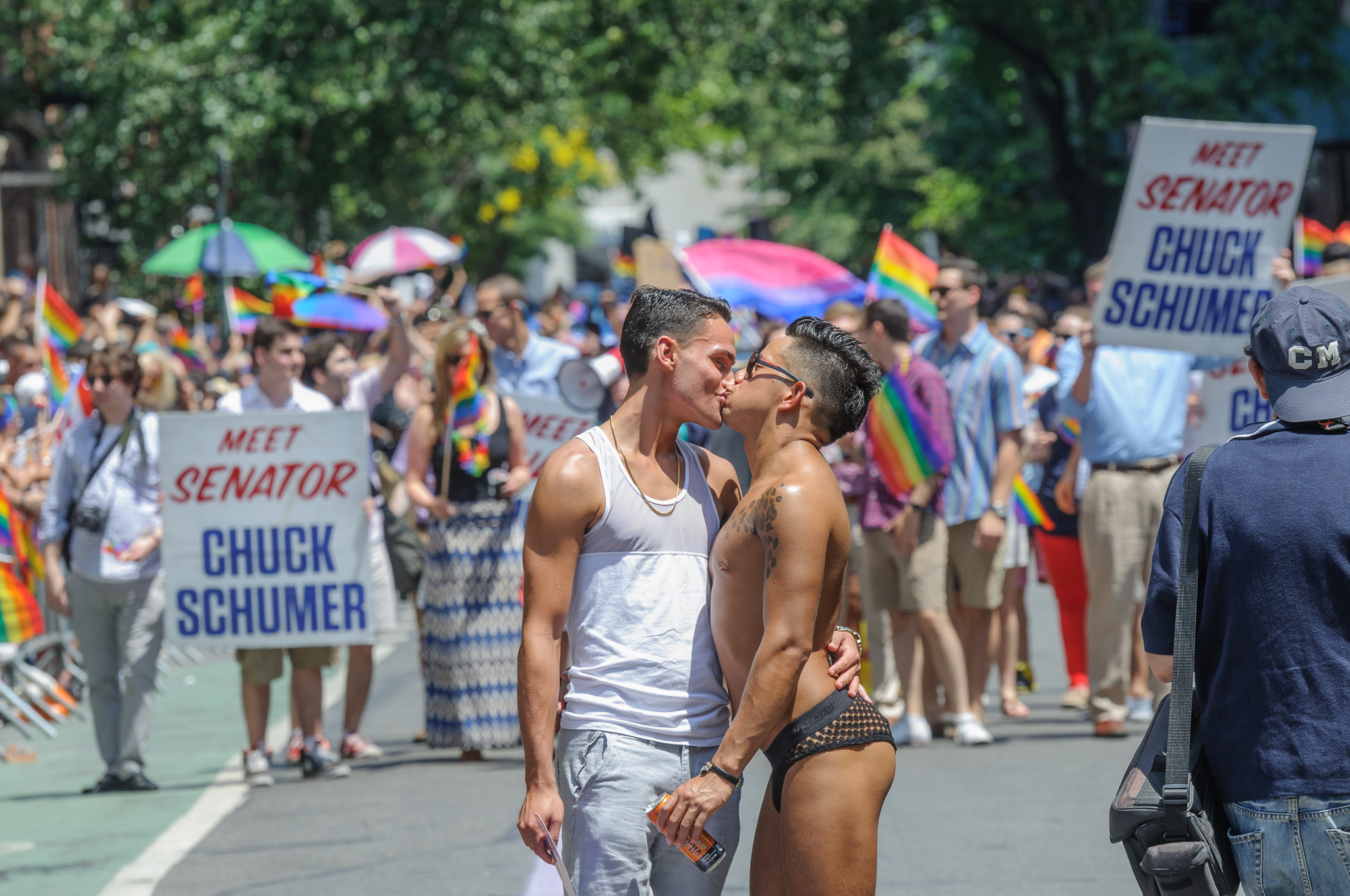 Gay Pride events in NYC