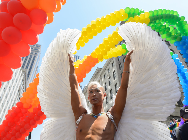 Photos: NYC Pride March 2014