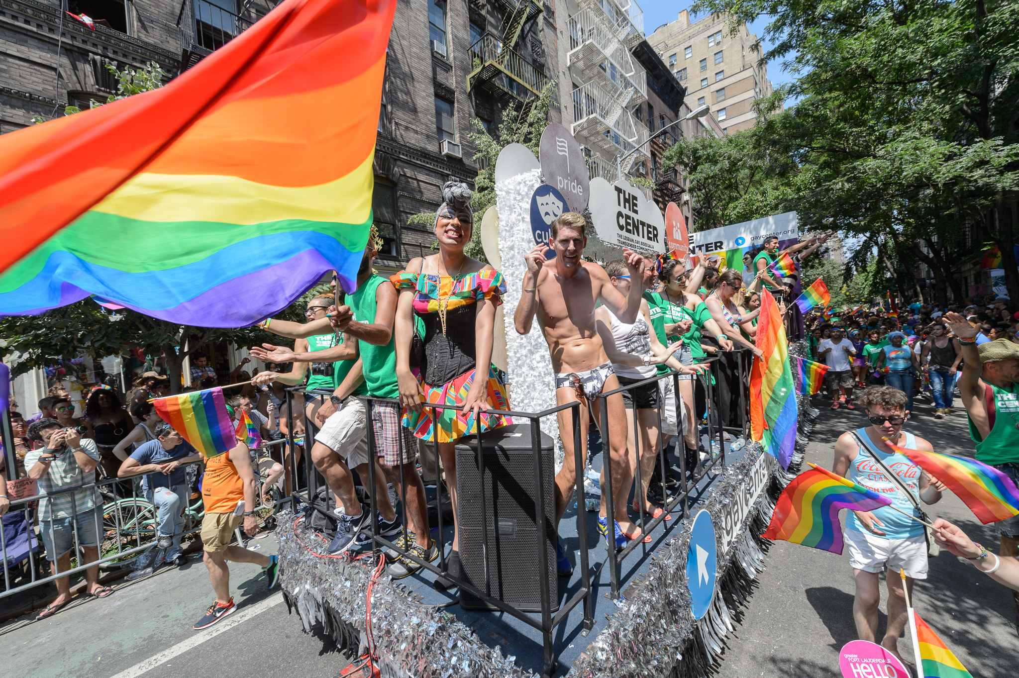 The best cities to celebrate gay pride