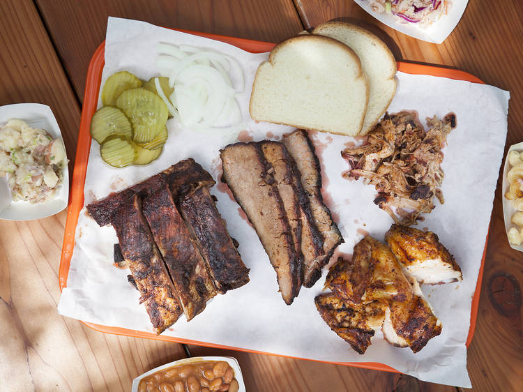 The best BBQ restaurants in Los Angeles