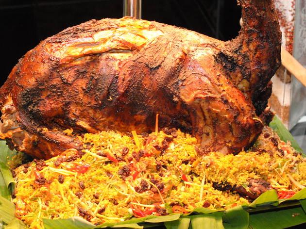Holiday Inn Kuala Lumpur Glenmarie Ramadhan buffet