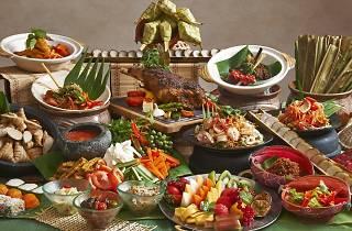 Mosaic Ramadhan buffet